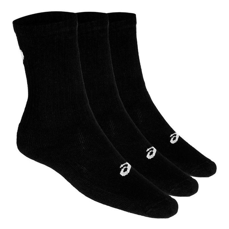 Pack 3 pares de calcetines Asics Crew Sock