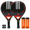Pack Duo Adidas Essex Carbon Control 1.7 Orange