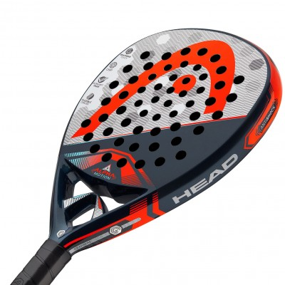 Pala Head Graphene Touch Alpha Motion