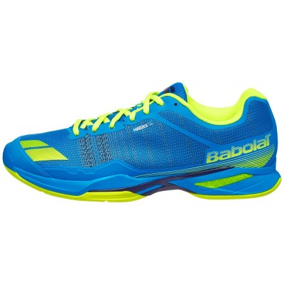 Zapatilla Babolat Jet Team Clay Men Azul 2017