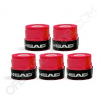 Pack de 5 Overgrips Head Xtremesoft