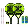 Pack Duo Nox Ultimate Fiber Pro Yellow