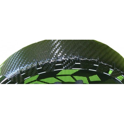 Protector NO+CRASH Carbono Talla XL
