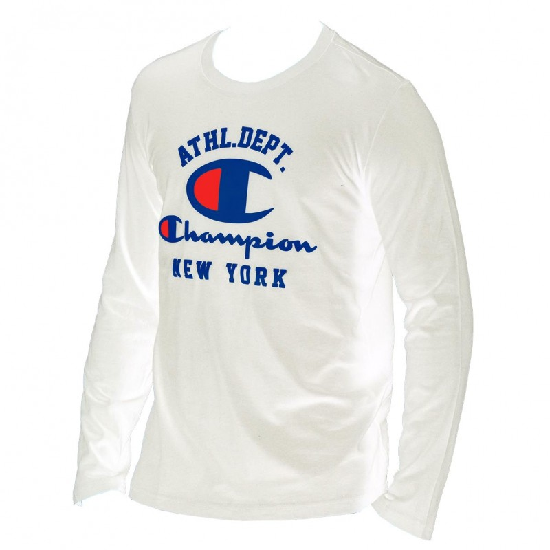 Camiseta Champion Long Sleeve T-Shirt 211077