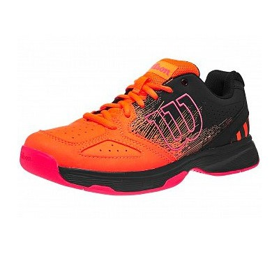 Zapatillas Wilson Stroke Orange / Black Junior 2018