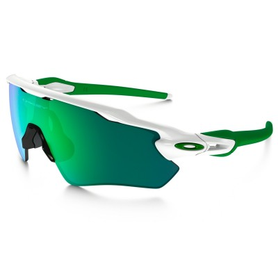 Gafas Oakley Radar EV Path Polished White - Jade Iridium 92084838
