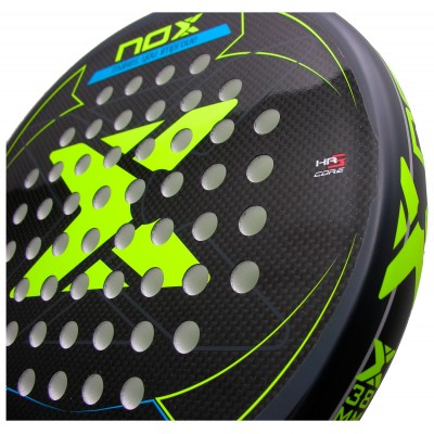 Pack Nox Ultimate Carbon Pro 2 Yellow + Adidas Control