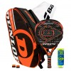 Pack Dunlop Infinity Pro Orange + Paletero Tour Intro