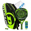 Pack Dunlop Infinity Pro Yellow + Paletero Tour Intro