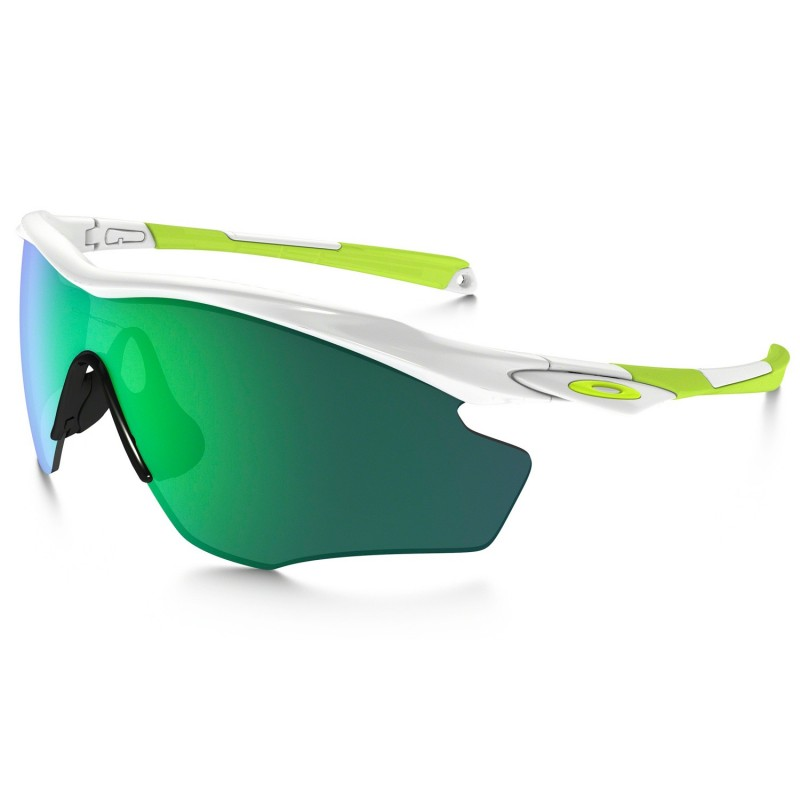 Gafas Oakley M2 FRAME XL Polished White - Jade Iridium 934307