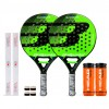 Pack Duo Bullpadel Supreme Green