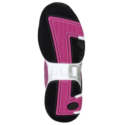 Zapatillas de pádel Vairo Tour Pink /White / Black