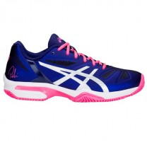 Zapatillas Asics Gel Lima Padel Woman - Azul
