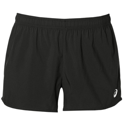 Short Asics Padel Woman Negro
