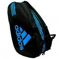 Paletero de pádel Adidas Control Black