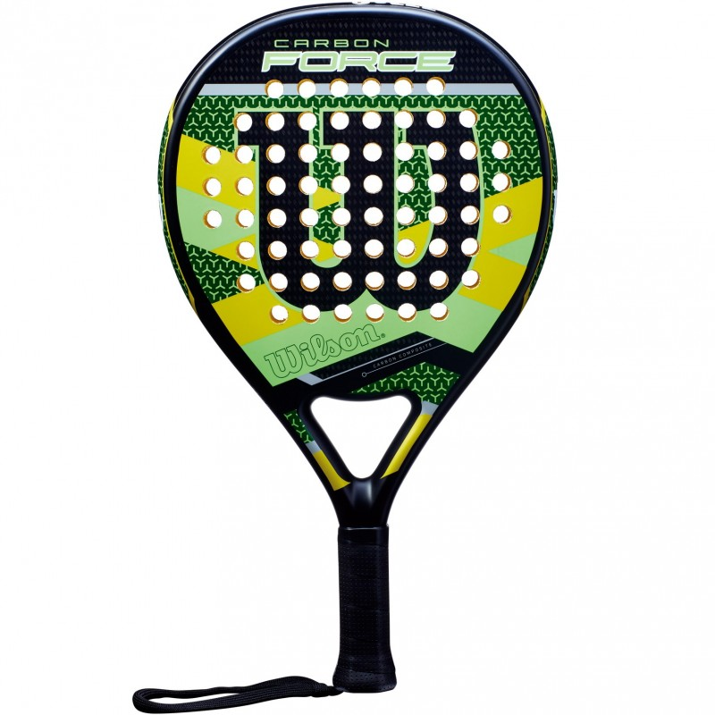 Pala de pádel Wilson Carbon Force