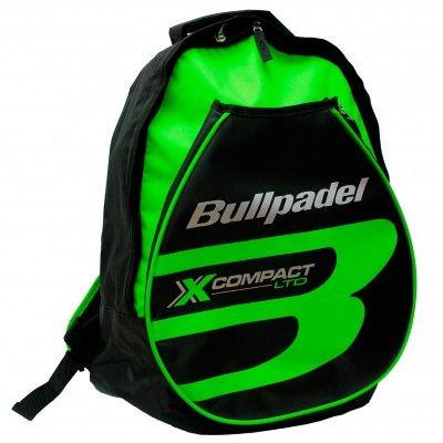 Mochila Bullpadel X-Compact verde