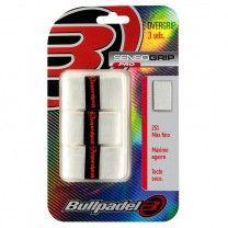 Blister de 3 Overgrips BullPadel SensoGrip