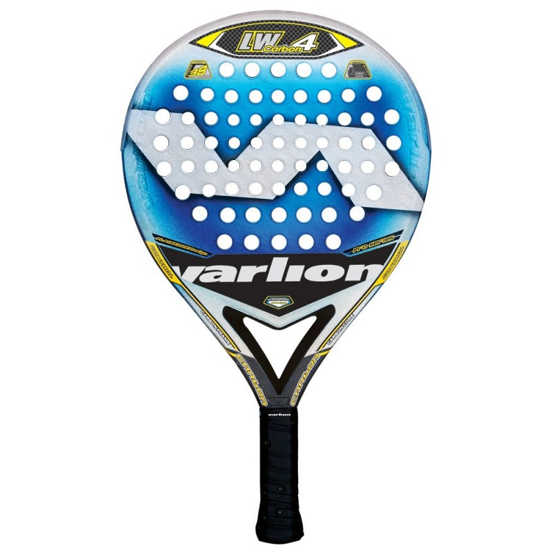 Pala de pádel Varlion Lethal Weapon Carbon 4