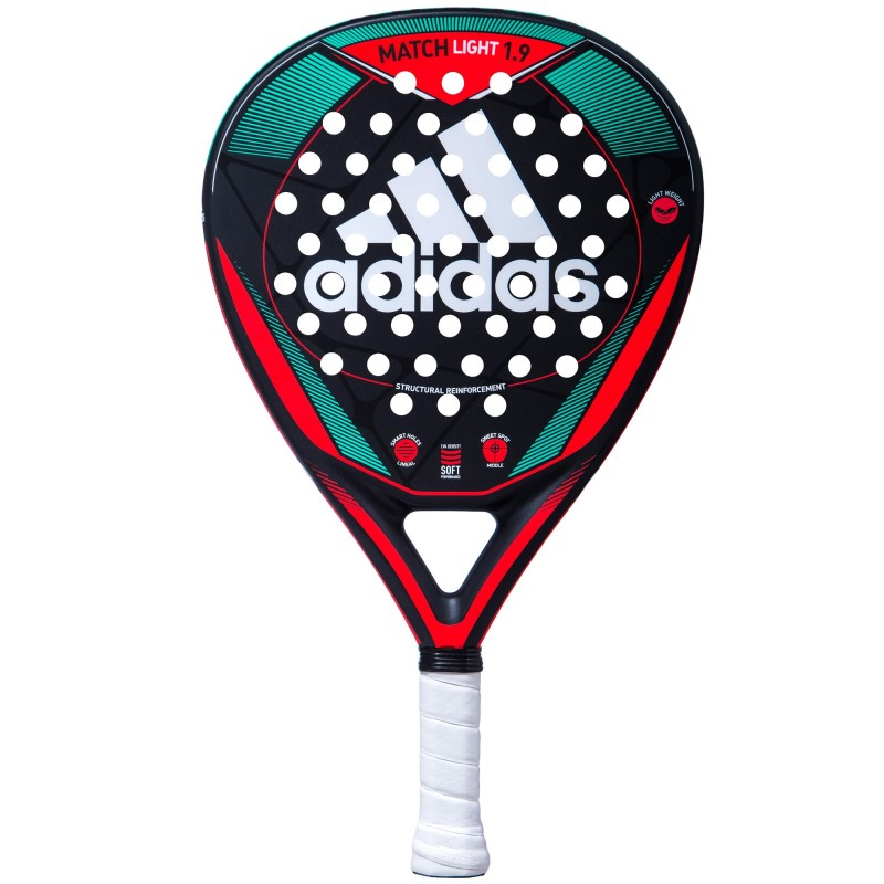 Pala de pádel Adidas Match Light 1.9