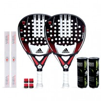 Pack Duo Adidas Carbon Attack 1.8
