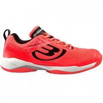 Zapatillas Bullpadel Vertex 19 - Rojo Coral
