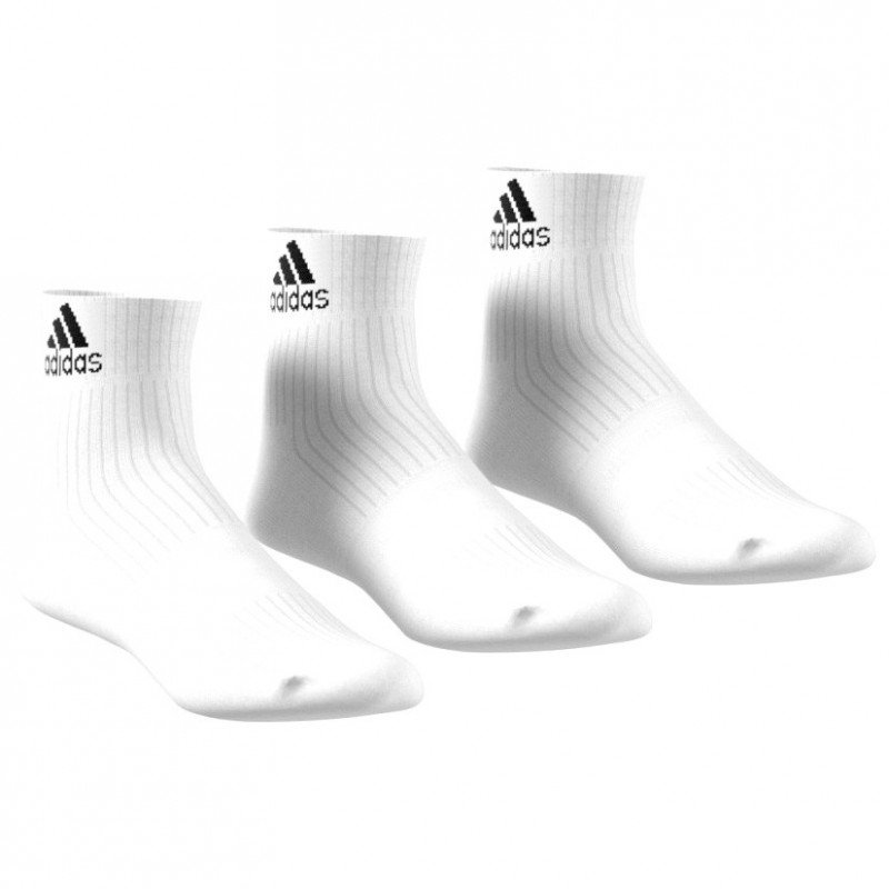 Suponer habla Calma  Pack 3 pares de calcetines cortos Adidas Performance