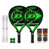 Pack Duo Dunlop Omega Tour Green