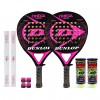 Pack Duo Dunlop Omega Tour Pink