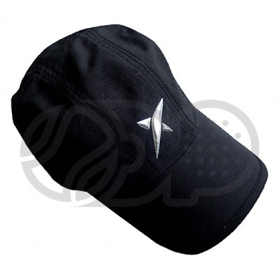 Gorra Drop Shot Match Negra