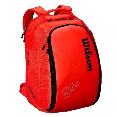 Mochila Wilson Federer DNA Backpack roja
