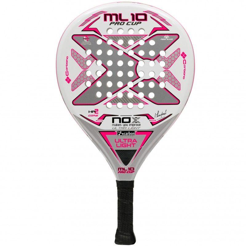 Pala Nox ML10 Pro Cup Ultra Light Silver