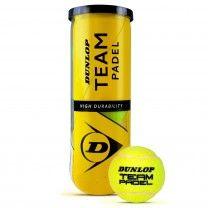 Bote de pelotas Dunlop Team Padel (nuevo...