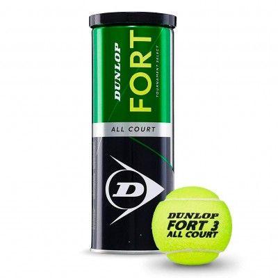 Bote pelotas Dunlop Fort All Court TS