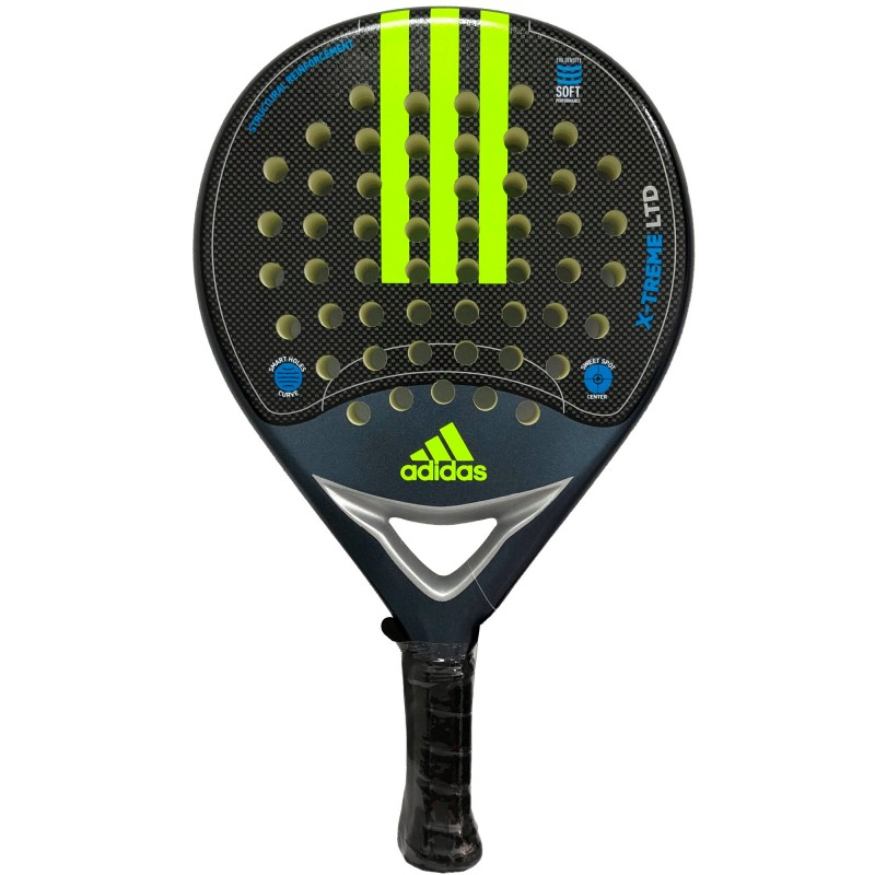 Pala Adidas X-Treme 2 LTD Silver Yellow