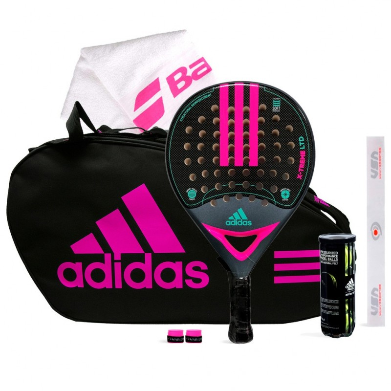 Pack Adidas X-Treme 2 LTD Pink + Control Black