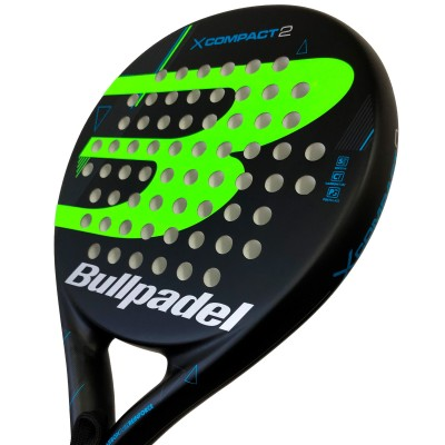 Bullpadel X-Compact 2 LTD Green