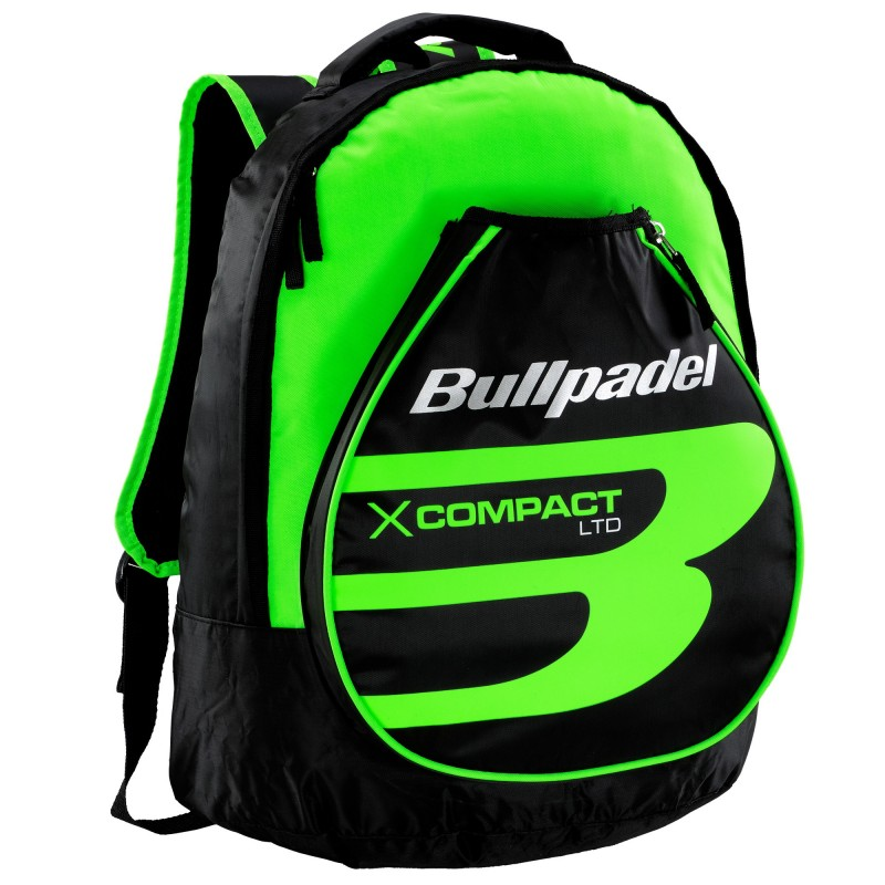 Mochila Bullpadel X-Compact Green