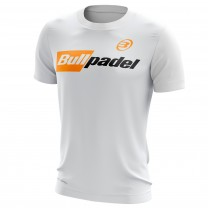 T-Shirt Bullpadel / ODP White