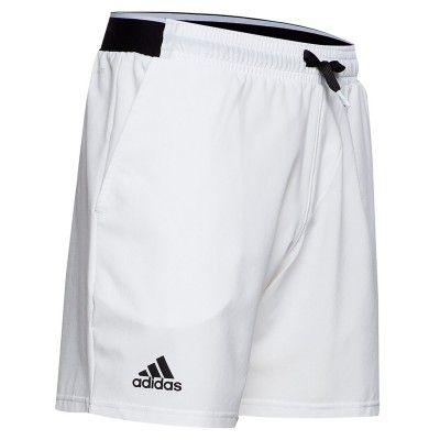 Pantalón corto Adidas Club white 7 SW