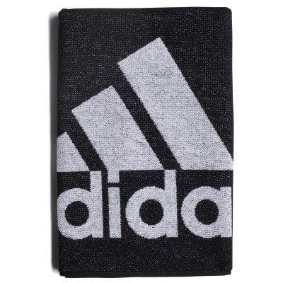 Toalla Adidas S Negro/Blanco