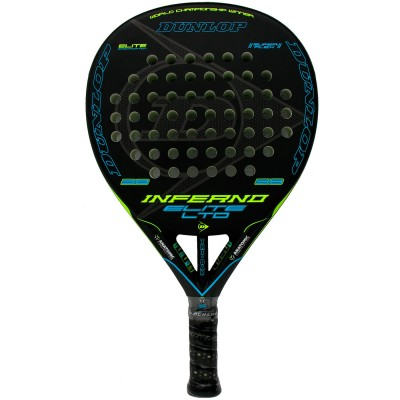 Pala Dunlop Inferno Elite LTD Yellow 2018