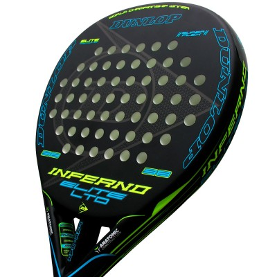 Pala de pádel Dunlop Inferno Elite LTD