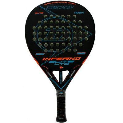 Pala de pádel Dunlop Inferno Elite LTD