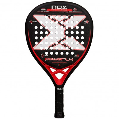 Pala de pádel Nox Luxury Power L4