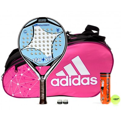 Pack Star Vie Evolution W02 Woman + Adidas Control