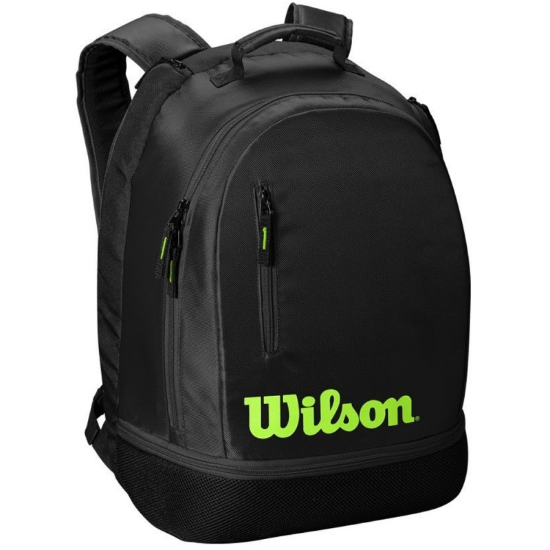 Wilson Team Backpack Negro/Verde