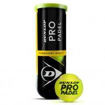 Bote pelotas Dunlop Pro Pádel