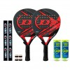 Pack Duo Dunlop Impact X-Treme Red