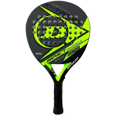 Super Pack Amigos Dunlop Impact X-Treme Yellow